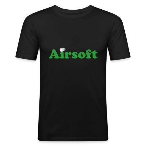 airsoft - Männer Slim Fit T-Shirt