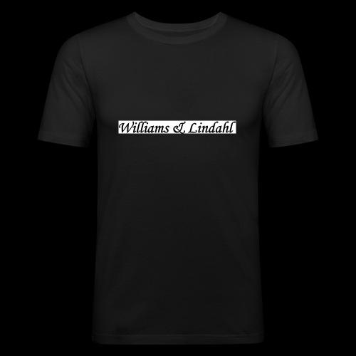 Williams & Lindahl - Herre Slim Fit T-Shirt
