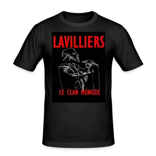 T Sirt LAVILLIERS new 1 jpg - T-shirt près du corps Homme