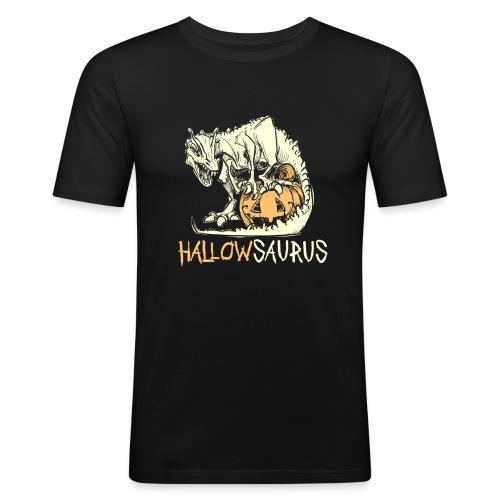 HallowSaurus T-Shirt - Maglietta aderente da uomo