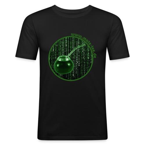 the materix md s - Männer Slim Fit T-Shirt