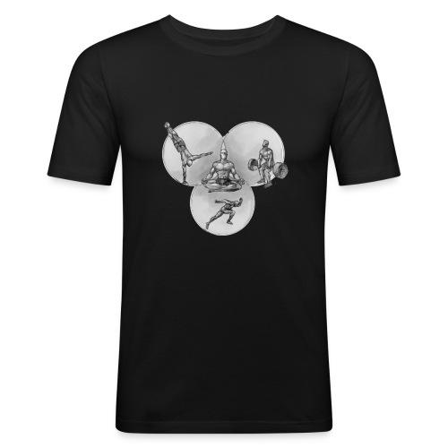 ASC png - Men's Slim Fit T-Shirt
