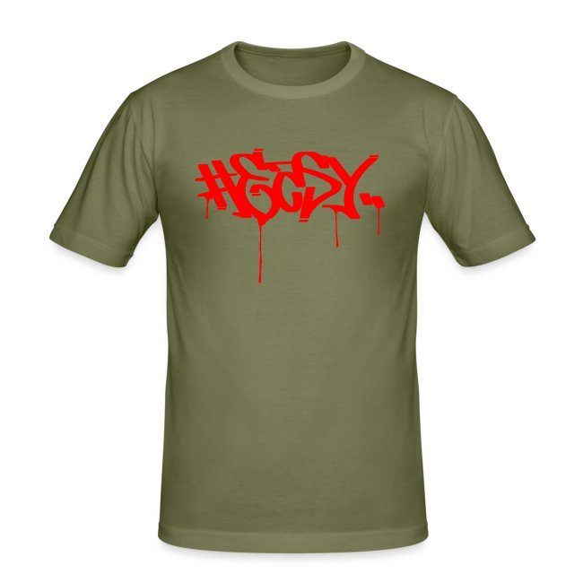#EASY Graffiti Logo T-Shirt