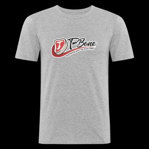 ulfTBone - Mannen slim fit T-shirt