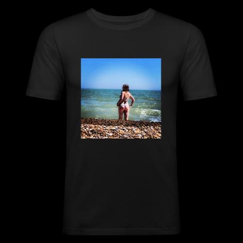 Ruby's Design - Men's Slim Fit T-Shirt