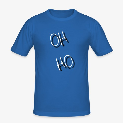 OH HO - Men's Slim Fit T-Shirt