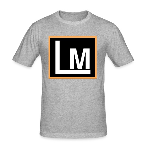 Original LukeMoto - Men's Slim Fit T-Shirt
