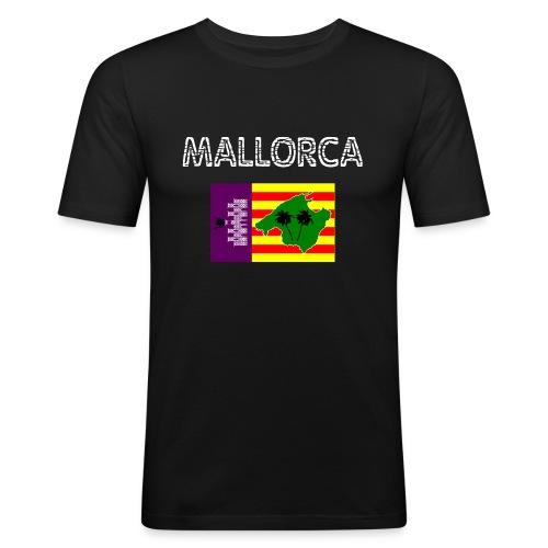 Mallorca 2018 - Männer Slim Fit T-Shirt