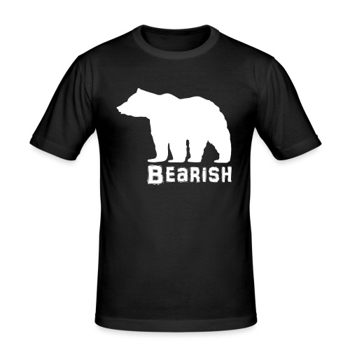 bear - Men's Slim Fit T-Shirt