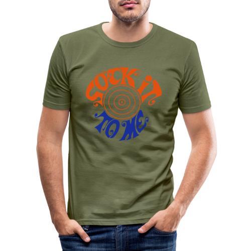 sock it to me - Men's Slim Fit T-Shirt