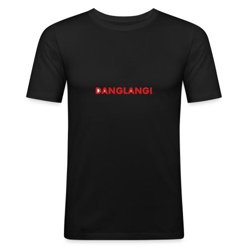 DANGLANG red - Men's Slim Fit T-Shirt