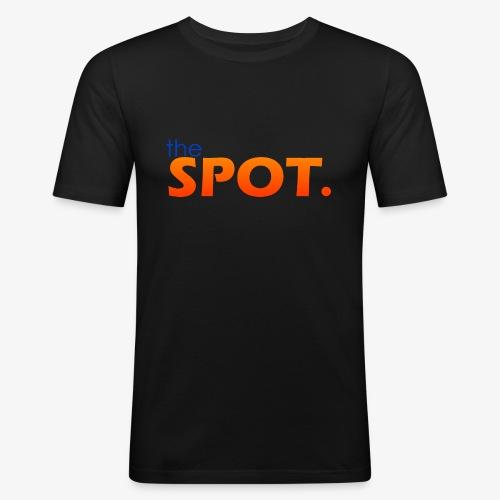 theSpot Original Colour - Men's Slim Fit T-Shirt