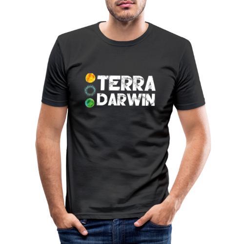 Terra Darwin - T-shirt près du corps Homme