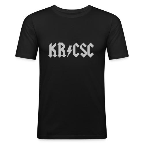 KRCSC T-shirt - Men's Slim Fit T-Shirt