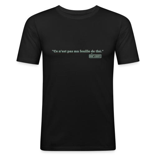 the png - T-shirt près du corps Homme