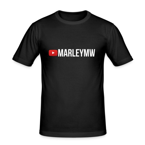 MarleyMW Name Merch - Men's Slim Fit T-Shirt