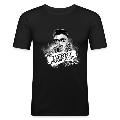 The Merry Pranksters - Canotta donna black - Men's Slim Fit T-Shirt