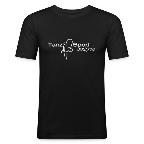 Logo OTSV V1 Internet - Männer Slim Fit T-Shirt
