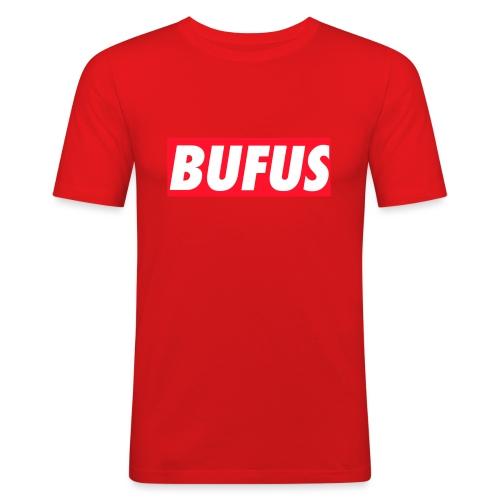 BUFUS - Maglietta aderente da uomo