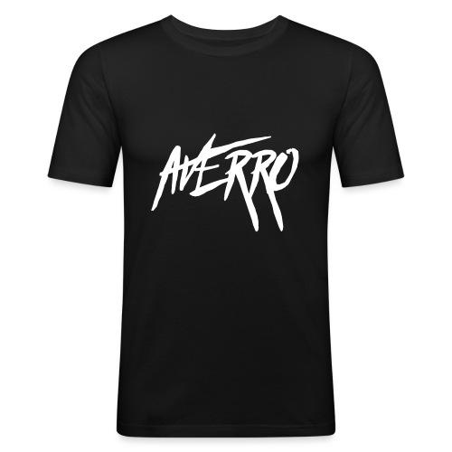 averrologo neu - Männer Slim Fit T-Shirt