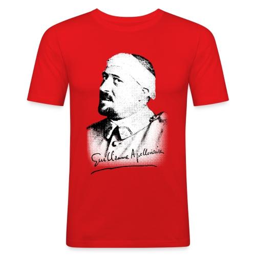 Débardeur Femme - Guillaume Apollinaire - T-shirt près du corps Homme