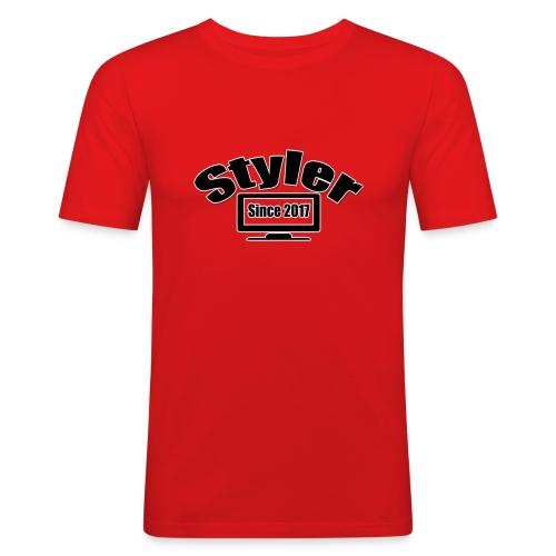 Styler Designer Kleding - slim fit T-shirt