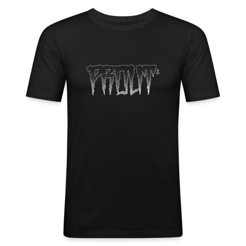 Horror PROUT - white - Men's Slim Fit T-Shirt