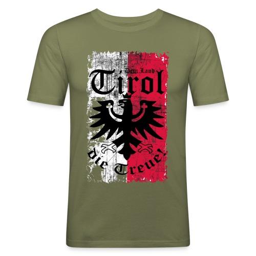 Tirol - Männer Slim Fit T-Shirt