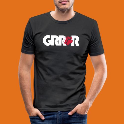 grrr2011 - Men's Slim Fit T-Shirt