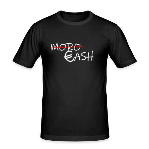 #MOROCASH - Mannen slim fit T-shirt