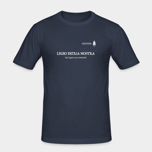 Creed: Legion Etrangere - Men's Slim Fit T-Shirt