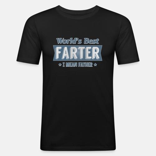 World's best farter