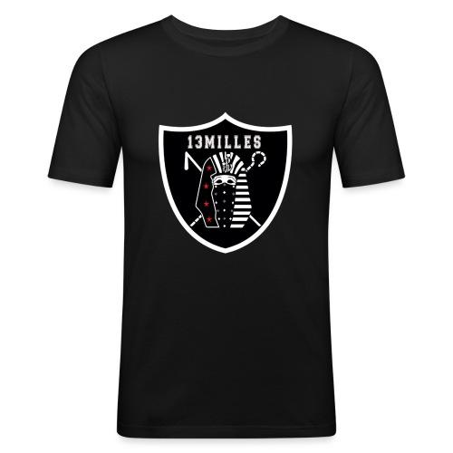 PHARAON OUEST SIDE - T-shirt près du corps Homme