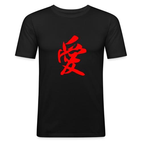 chine - T-shirt près du corps Homme