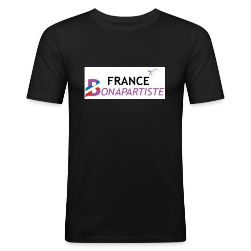 1 logo FB 2016 HD OK - T-shirt près du corps Homme