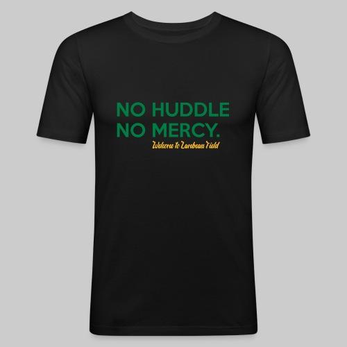 No Huddle GB - Männer Slim Fit T-Shirt