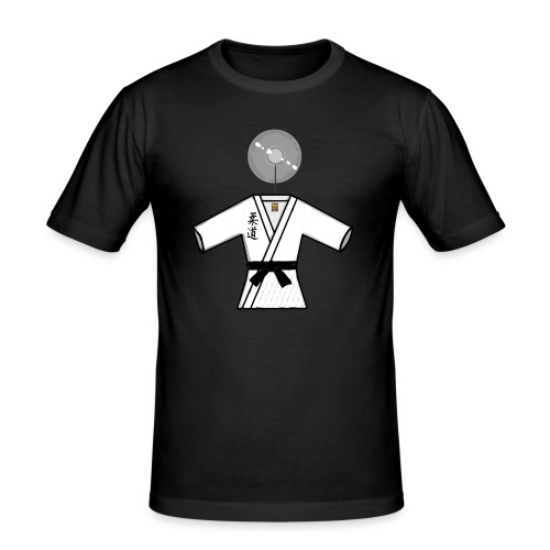 judoguipujar400 png - Camiseta ajustada hombre