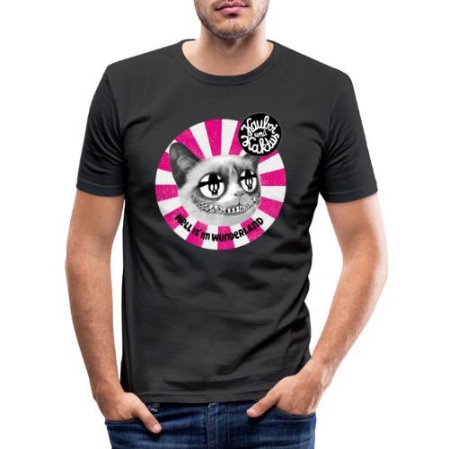 Wunderland - Männer Slim Fit T-Shirt