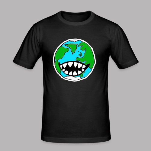 Hungry Planet - Men's Slim Fit T-Shirt