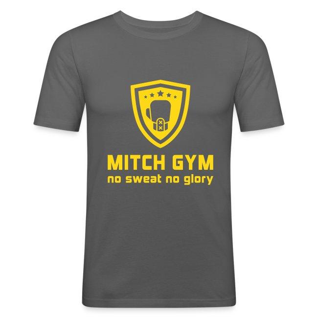 Mitch gym Logo