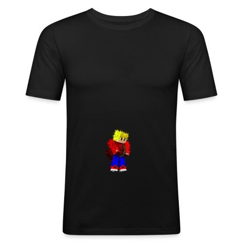 Mecky Skin - Männer Slim Fit T-Shirt