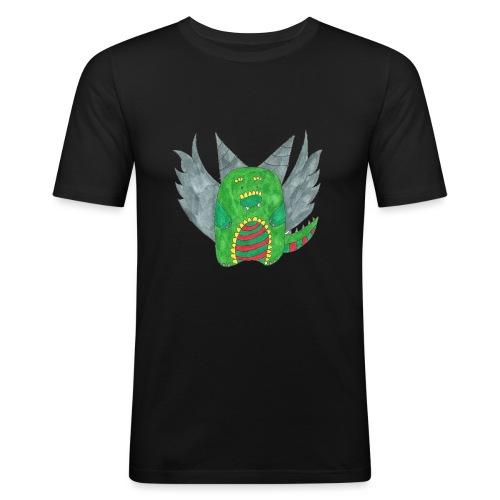 Grunes Deh - Männer Slim Fit T-Shirt