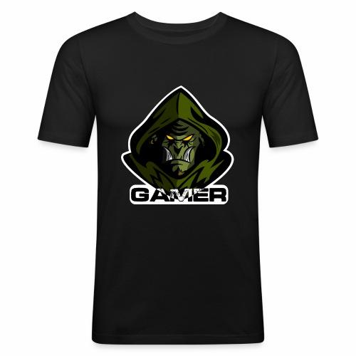 Orco Gamer - Camiseta ajustada hombre