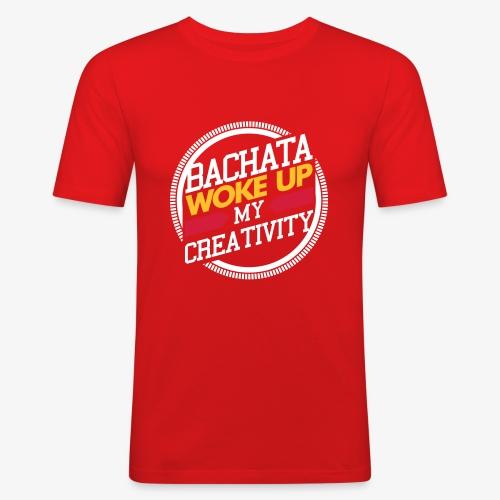 _Woke up creativity - T-shirt près du corps Homme