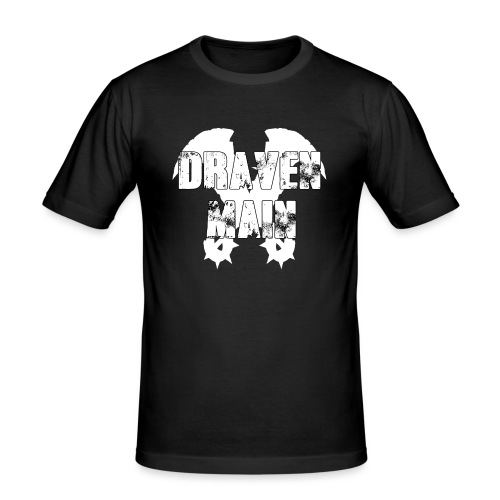 Draven Main - Männer Slim Fit T-Shirt