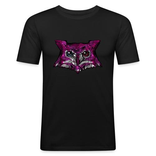Ugle - Slim Fit T-skjorte for menn