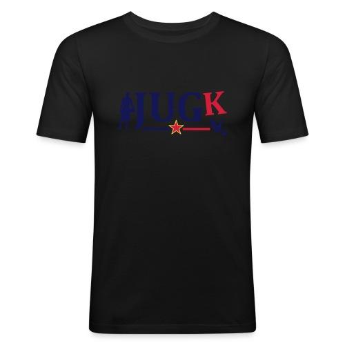 Basketball Yougoslavie - T-shirt près du corps Homme