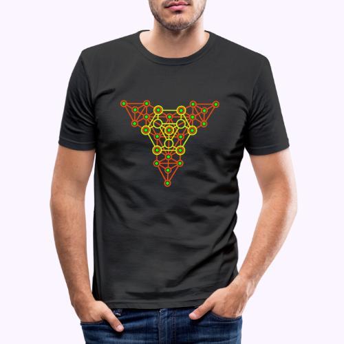 Equiibrium 2-Side Print - Camiseta ajustada hombre