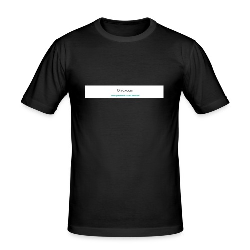 My web your work - Men's Slim Fit T-Shirt