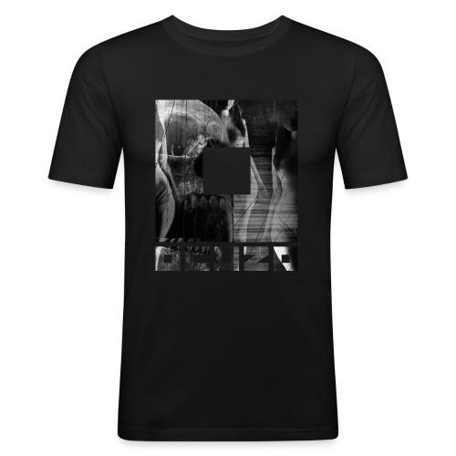 ocuzo logo 1 - Männer Slim Fit T-Shirt